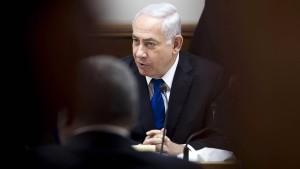 Israel baut neue Siedlung im Westjordanland