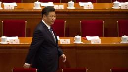 Chinas Staatschef Xi einstimmig im Amt bestätigt