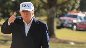 "Trump verschiebt Verleihung der ""Fake News Awards"""