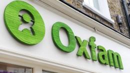 London droht Oxfam mit Geldentzug