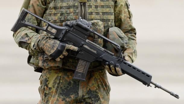 Auch Rheinmetall will den G36-Nachfolger nicht bauen