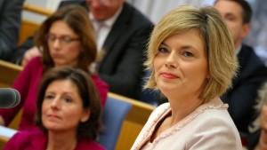 Frau Klöckners Gespür für Schwächen der SPD
