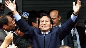Toledo zum neuen Präsidenten Perus gewählt