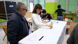 Parlamentswahl in Italien hat begonnen