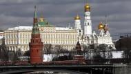 Der Herr im Kreml hat vom Giftanschlag auf den ehemalige Doppelagenten Skripal wenig Nachteile.