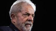 Will wieder Präsident werden: Lula da Silva