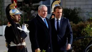 Netanjahu: Palästinenser müssen die Realität anerkennen