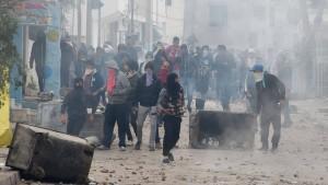 Das tunesische Wunder verblasst