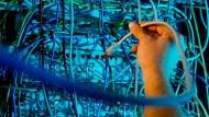 Das Bundesamt für Verfassungsschutz registriert immer mehr Hackerangriffe aus China.