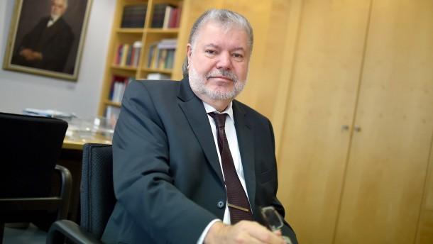 """Kurt Beck: """"Die Partei muss Martin Schulz unterstützen"""""""