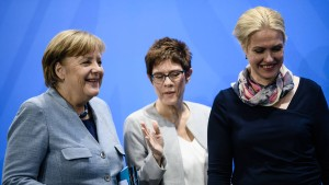 Merkel will Fahrverbote vermeiden