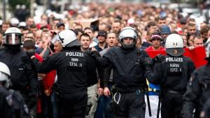 """""""Polizei wird von anderen Behörden missbraucht"""""""