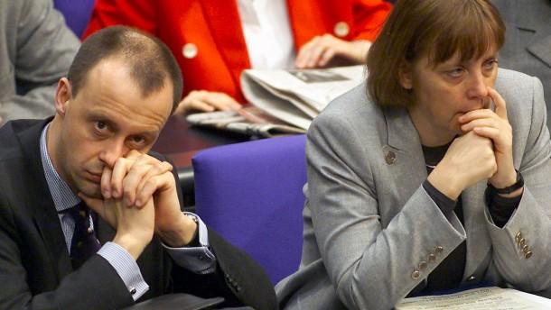 Merkel und die gescheiterten Männer
