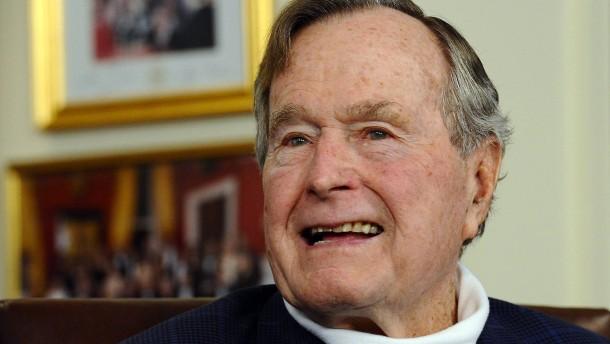 Bush wird wohl Clinton wählen