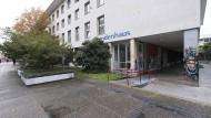 Das Studierendenhaus in Frankfurt-Bockenheim