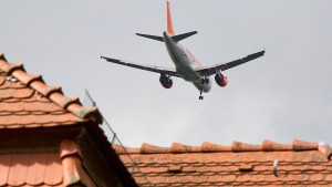 Obergrenze für Fluglärm wird vorgestellt