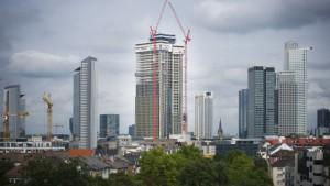 Worauf Frankfurt steht