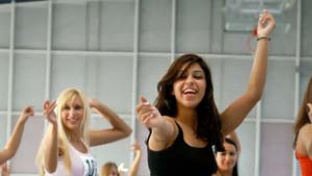 Bloß nicht aus der Reihe tanzen