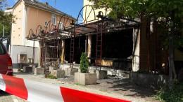 Mehrjährige Haftstrafen für Explosion von Shisha-Bar