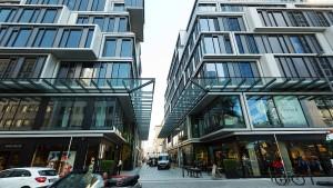 Konkurrenz für Goethestraße und Freßgass'