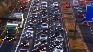 Noch mehr Staus auf hessischen Autobahnen