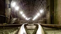 Eindringlinge im S-Bahn-Tunnel: 45 Züge verspätet