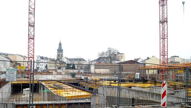 Bauboom in offenbach wohnungen 20 prozent g nstiger als for Depot offenbach