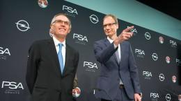 """""""Investitionen in Opel hängen an besserer Wettbewerbsfähigkeit"""""""