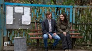 Einsatz für Straßenkinder: Lehrer Andriy Karpeko und die Aktivistin Olena Rozvadovska
