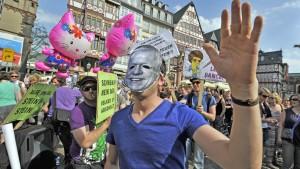 Stiller Protest gegen Tanzverbot