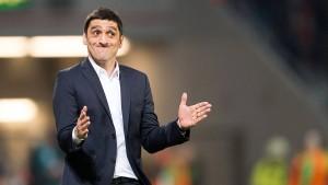 Tayfun Korkut wird neuer Cheftrainer