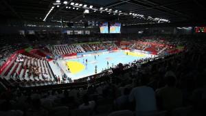 Handball-WM unter Ausschluss der Öffentlichkeit