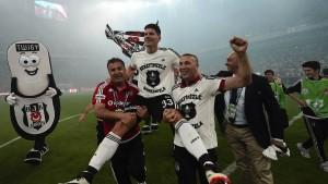 Gomez und Beck feiern Titel mit Besiktas