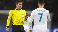Brych als Schiedsrichter zur WM