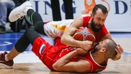 Deutsche Basketballer überraschen gegen Serbien