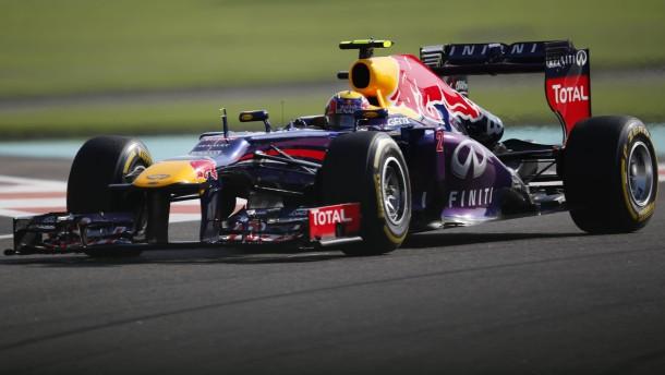 Wer stoppt Red Bull?