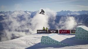 Der Snowboarder aus dem Kühlschrank