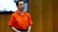 Weitere Strafe für Larry Nassar