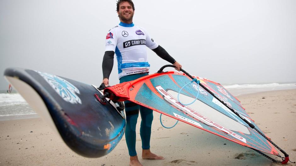 Erst 23 Jahre alt, aber schon vier Mal Weltmeister: Philip Köster