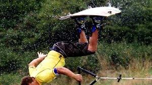 Sommertrend für coole Wasserratten