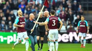 Tumulte bei West Ham