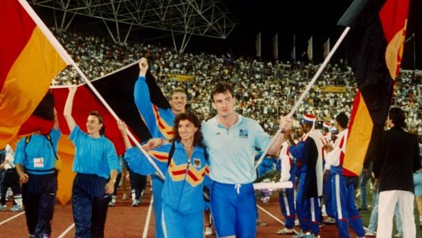 Der deutsche Sport lebt vom DDR-Erbe