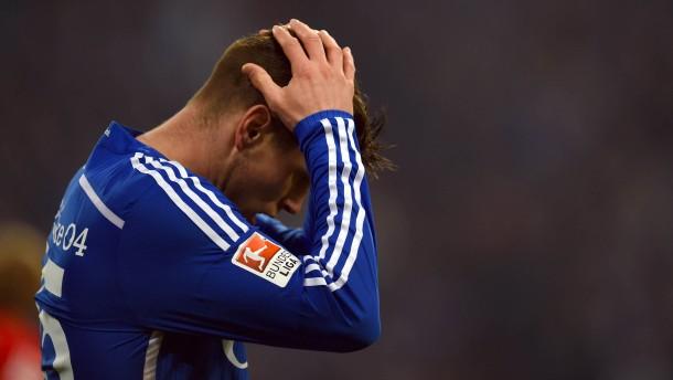 Schalke erlebt sein blaues Wunder