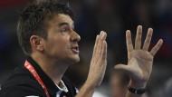 Bundestrainer Prokop: Die Finger einer Hand reichen nicht, um die möglichen Konstellationen durchzurechnen.