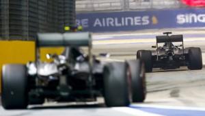 Mercedes will den Sorgen davon fahren
