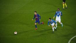 Barca setzt sich gegen Espanyol durch