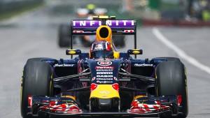 Red Bull werden die Flügel gestutzt