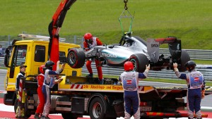 Rosberg verpasst Platz eins in kurioser Quali