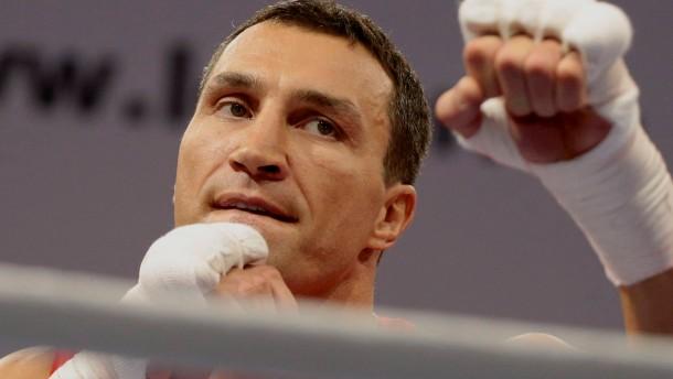 Wladimir Klitschko darf nicht zu Olympia