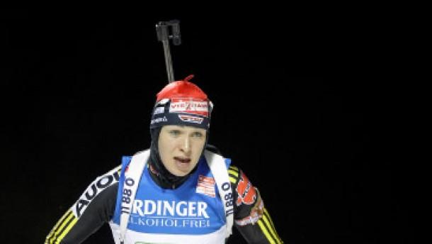 Wenn Skispringer langlaufen könnten